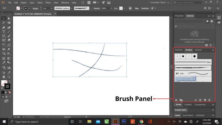 Mengenal-Paintbrush-Tool-dan-Brush-Panel-di-Adobe-Illustrator-2